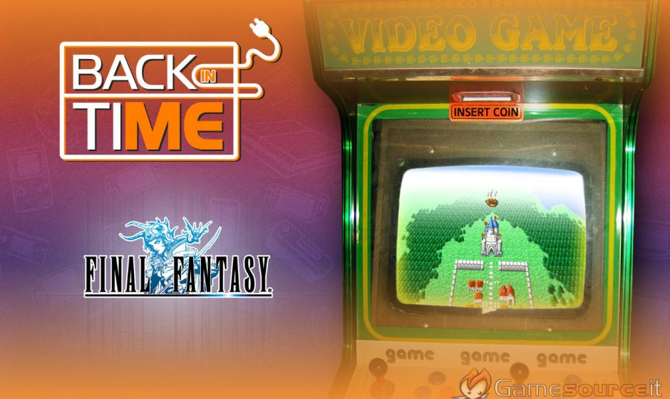 Back in Time - Final Fantasy I Anniversary