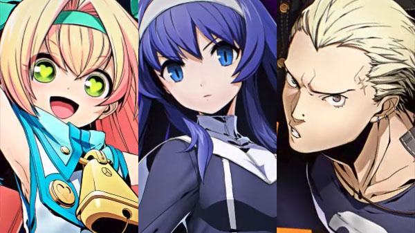 BlazBlue Cross Tag Battle accoglie tre personaggi DLC
