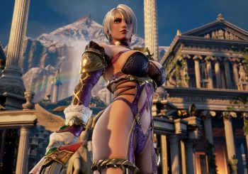 Ivy e Zasalamel si svelano in due trailer di Soul Calibur VI