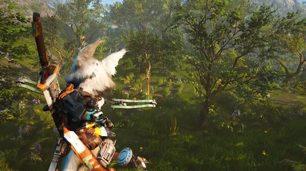Biomutant si svela in un nuovo gameplay teaser