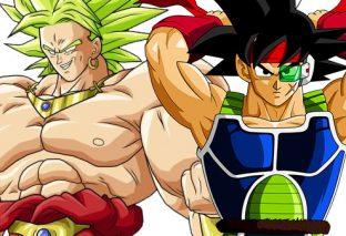 Broly e Bardock giungono su Dragon Ball FighterZ