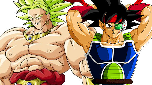 Broly e Bardock giungono su Dragon Ball FighterZ
