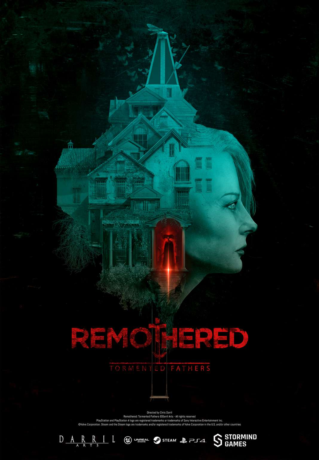 Cover Remothered: Tormented Fathers