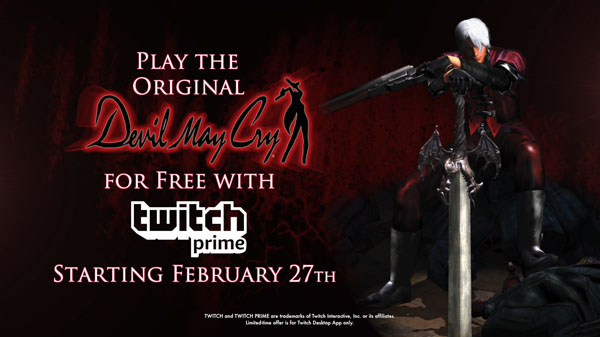 devil may cry gratis twitch prime