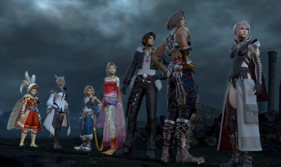 Dissidia Final Fantasy NT: Squall sarà disponibile nelle vesti di Leon
