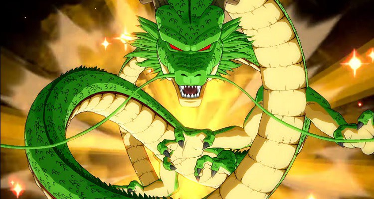 Dragon Ball FighterZ evocare Shenron