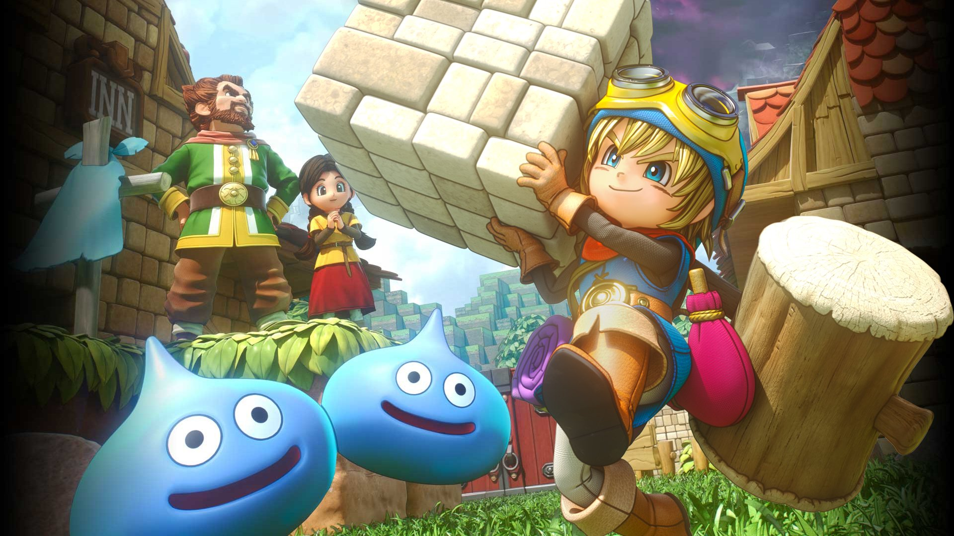 Dragon Quest Builders – Recensione Nintendo Switch
