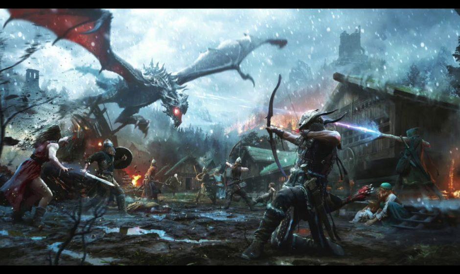 The Elder Scrolls: Legends arriva su console!