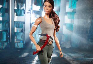 Mattel svela la nuova Barbie versione Tomb Raider