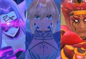Medusa, Artoria e Lu Bu arrivano su Fate/Extella Link
