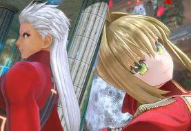 Video Gameplay di Nero e Nameless in Fate/Extella Link