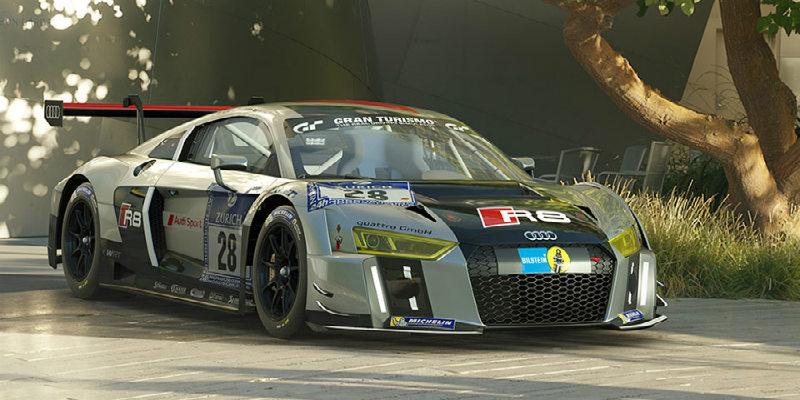 Quattroruote Audi racing e-challenge