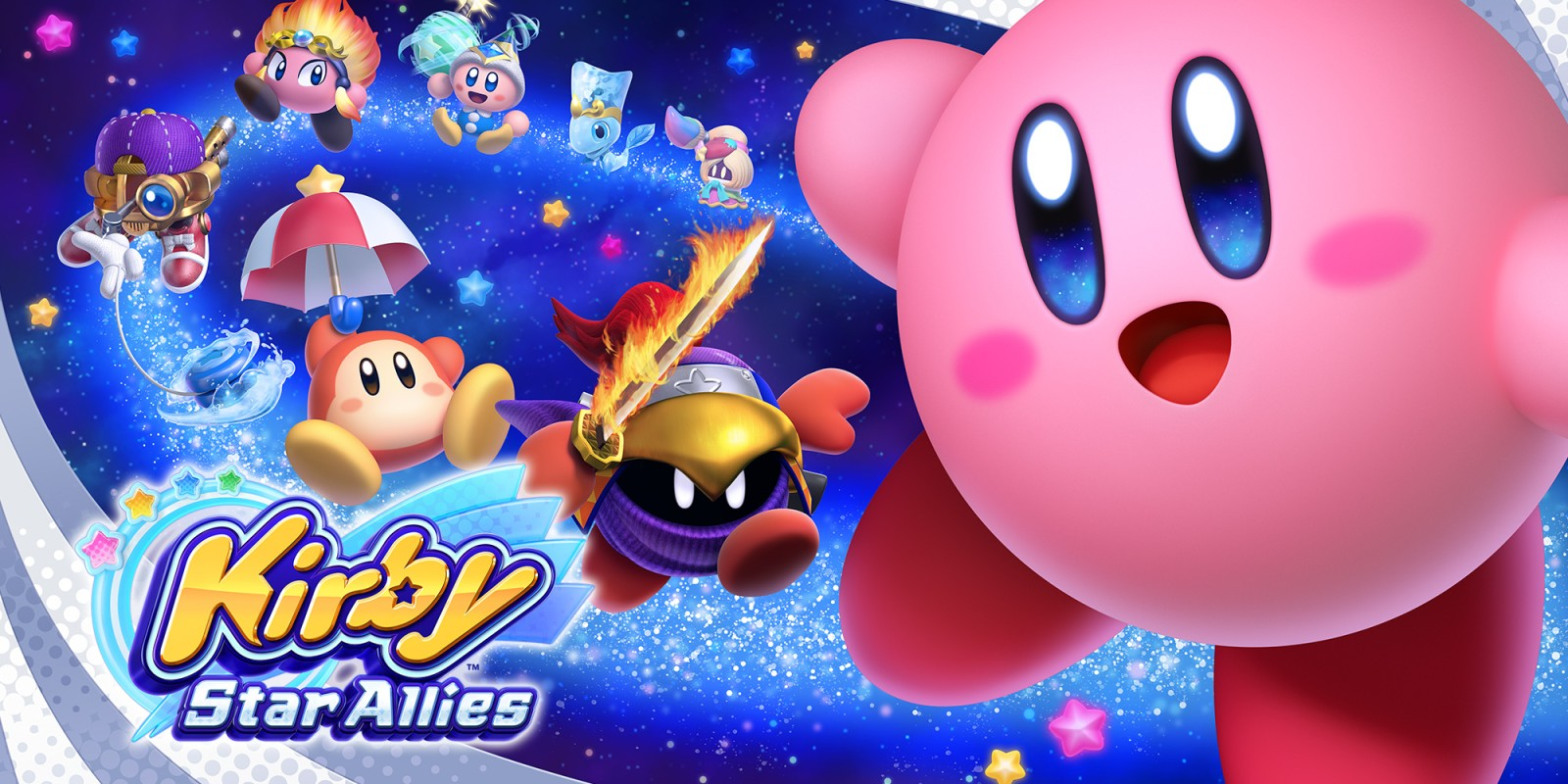 Kirby Star Allies – Recensione