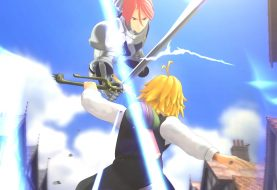 The Seven Deadly Sins: Knights of Britannia si mostra nel suo trailer di pre-lancio