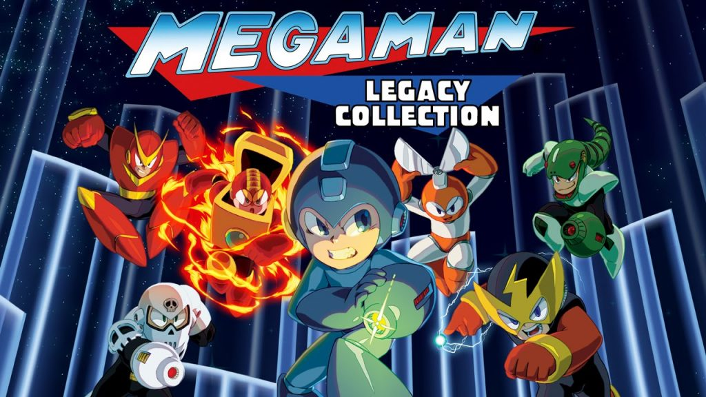 Mega Man Legacy Collection 1 e 2 in arrivo su Switch