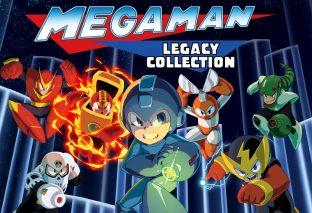 Mega Man Legacy Collection 1 e 2 su Switch a Maggio