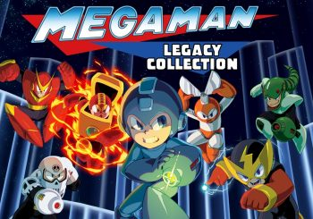 Mega Man Legacy Collection 1 e 2 su Switch a Maggio