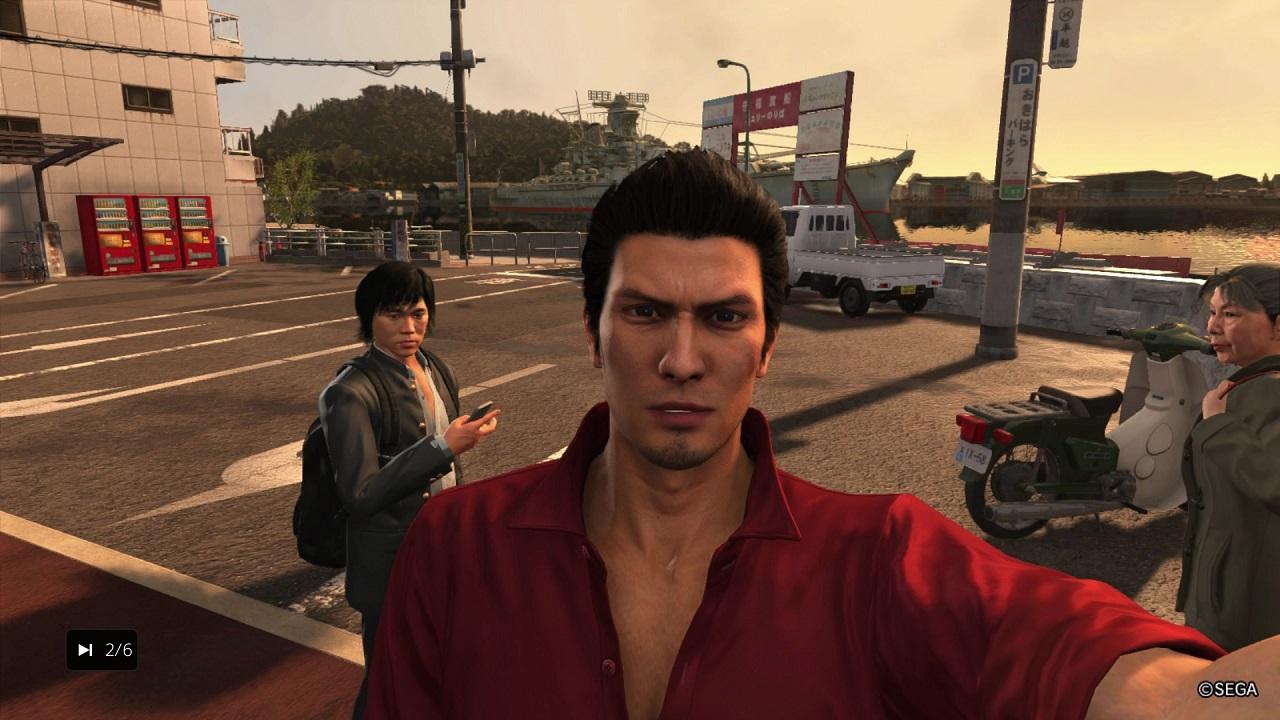 Yakuza 6 provato