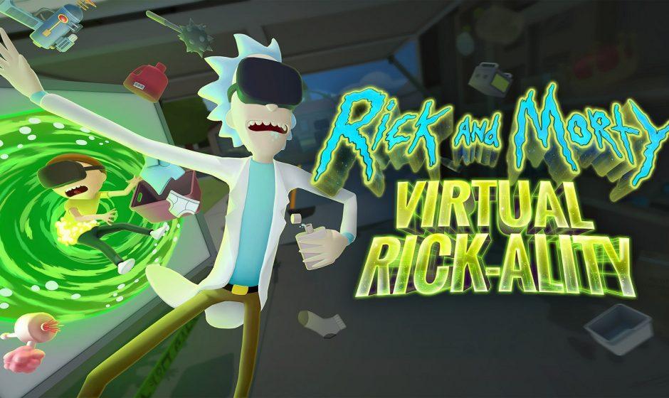 Rick and Morty: Virtual Rick-ality in arrivo per PSVR