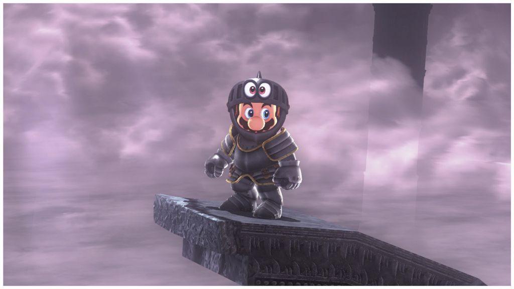 Super Mario Odyssey costumi