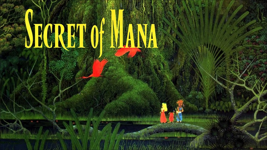 Lista dei trofei di Secret of Mana