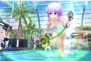 Neptune approda in Senran Kagura: Peach Beach Splash