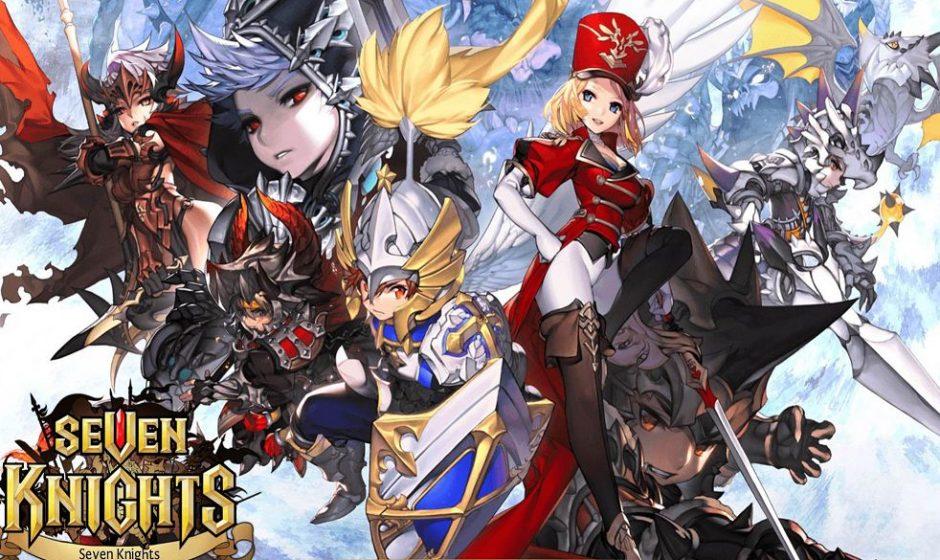 Seven Knights arriverà anche su Switch