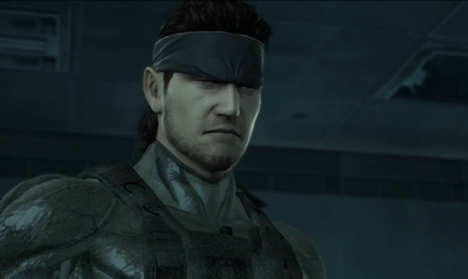 Metal Gear Solid HD Collection in arrivo su PlayStation 4?