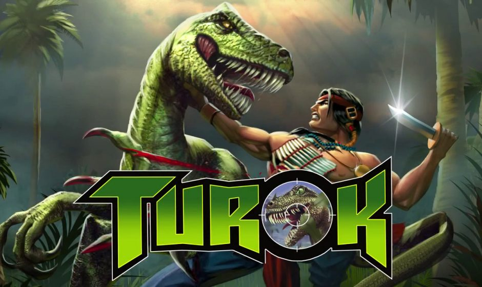 Turok: Dinosaur Hunter Remaster in arrivo su Nintendo Switch