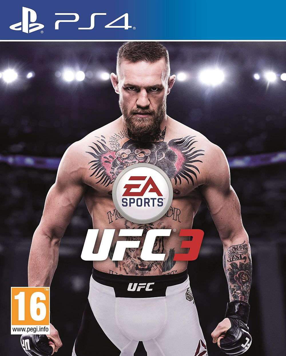 Cover EA Sports UFC 3