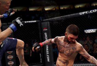 EA Sports UFC 3, pubblicato il trailer di lancio