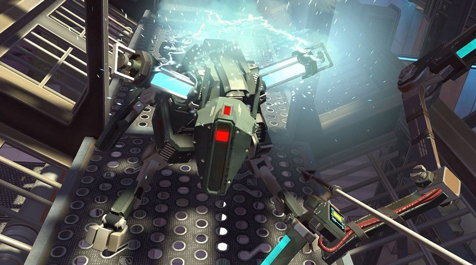 Apex Construct - Recensione PlayStation VR