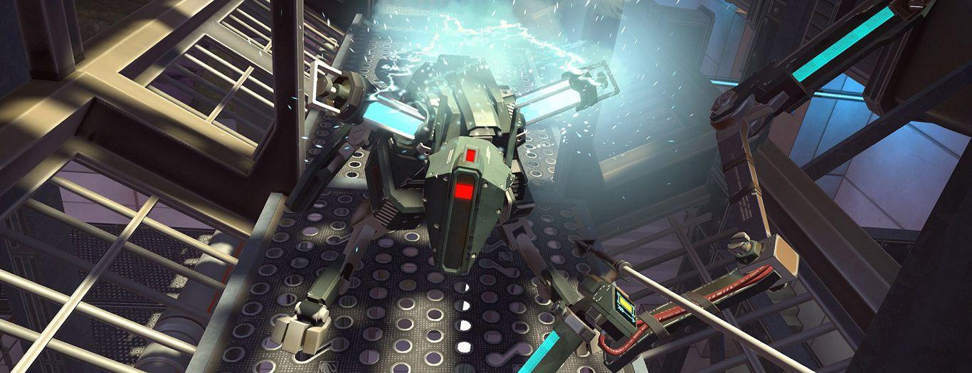 Apex Construct – Recensione PlayStation VR
