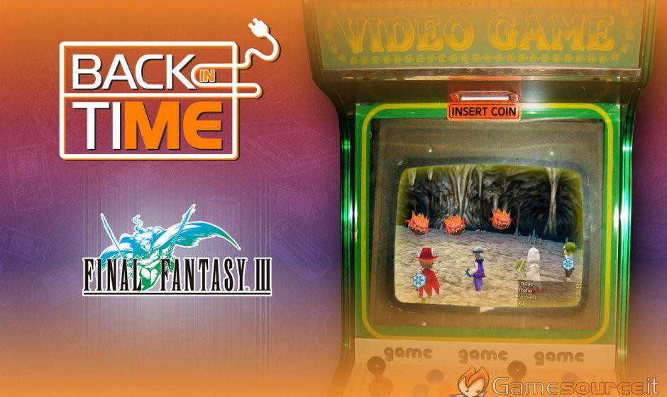 Back in Time - Final Fantasy III Remake