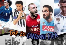 Le migliori 20 canzoni della storia di FIFA