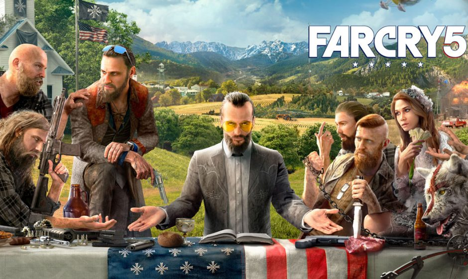 Nuovo gameplay in 4K per Far Cry 5