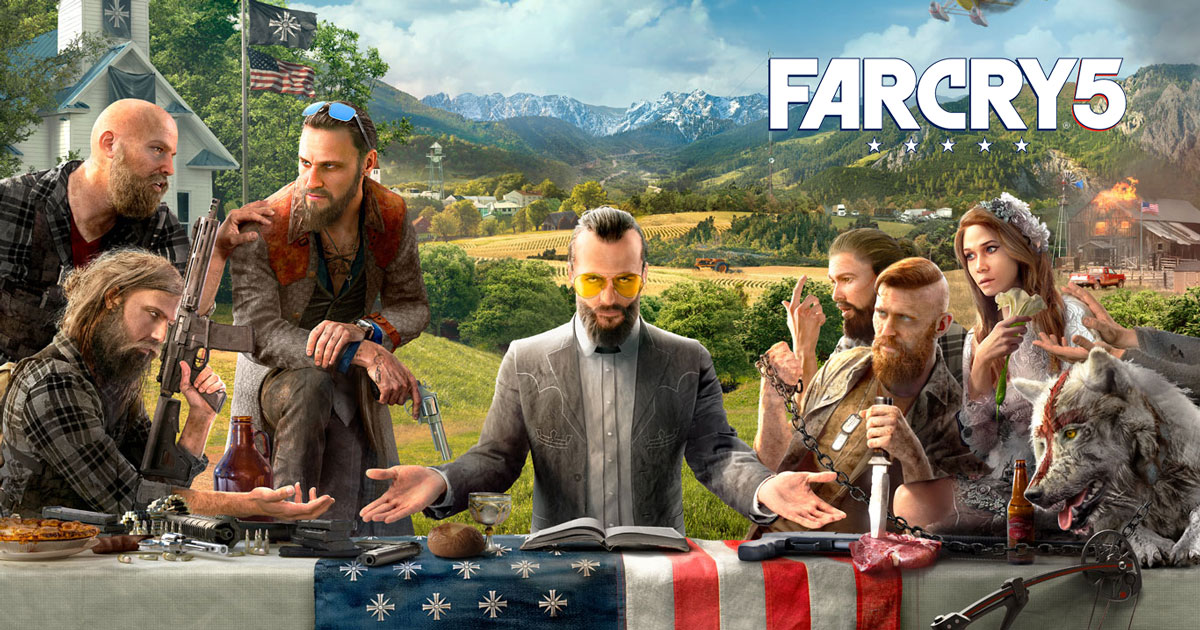 Gameplay in 4K per Far Cry 5