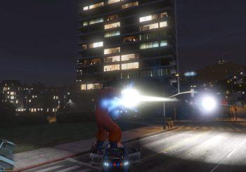 GTA V diventa Dragonball grazie a una mod