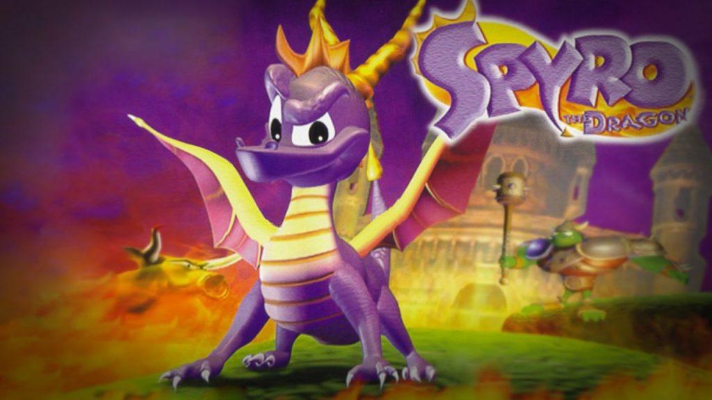 Rumor: remaster della trilogia di Spyro in arrivo su PS4?