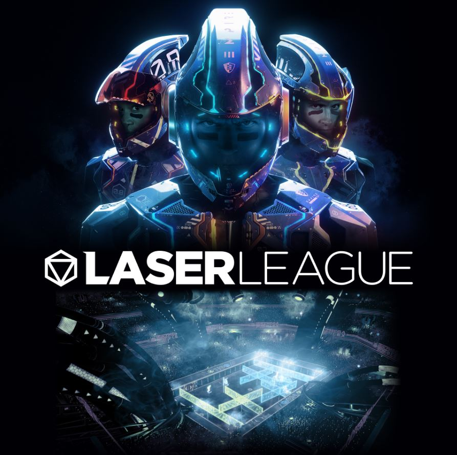Cover Laser League