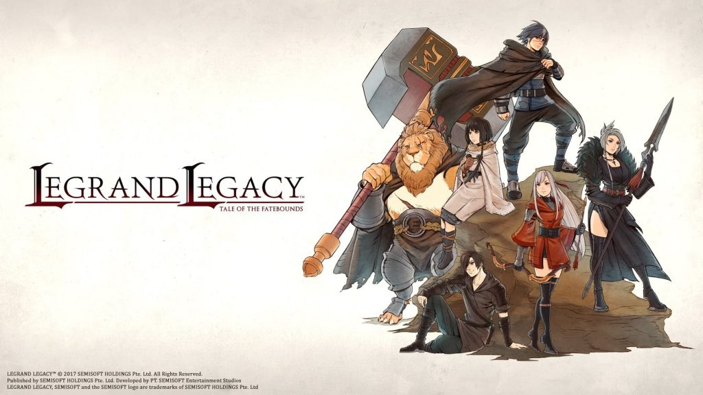 Legrand Legacy: Tale of the Fatebounds Recensione