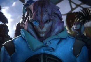 Mass Effect Andromeda: varie razze aliene scartate