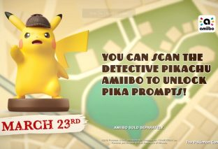 Svelati gli sbloccabili dell'Amiibo di Detective Pikachu