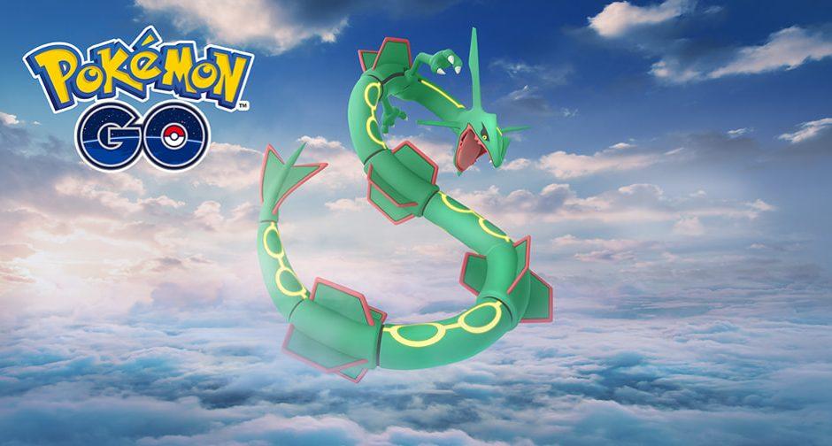 Pokémon Go - Guida al Raid Boss Rayquaza