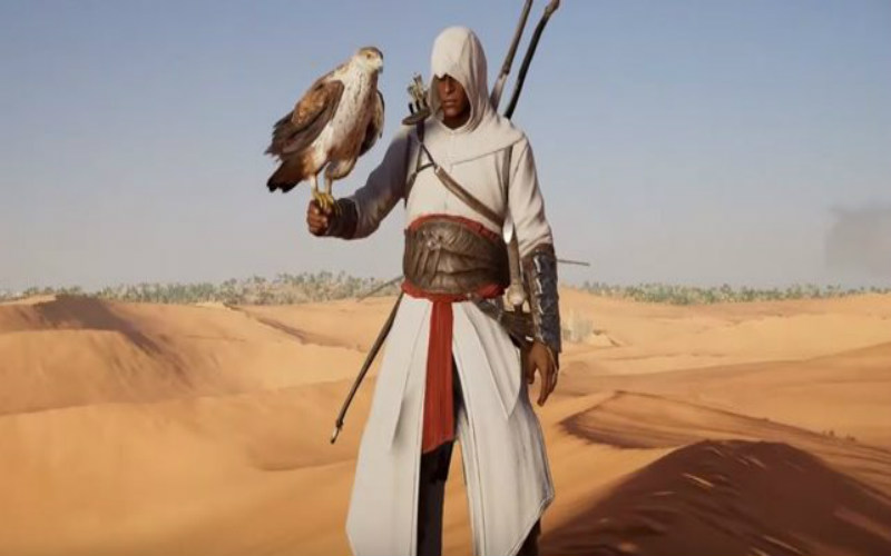 Assassin's Creed Origins Altair Ezio