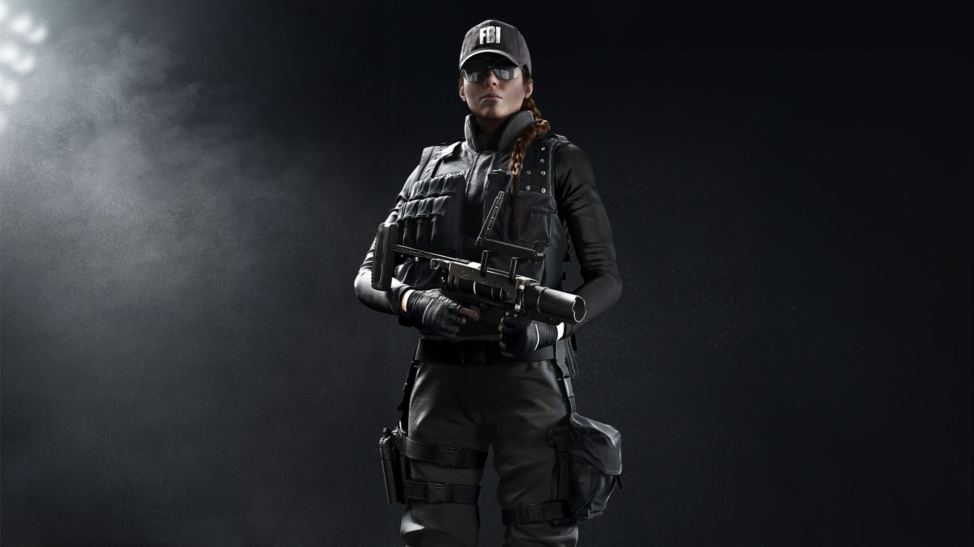 Ash Rainbow Six Siege