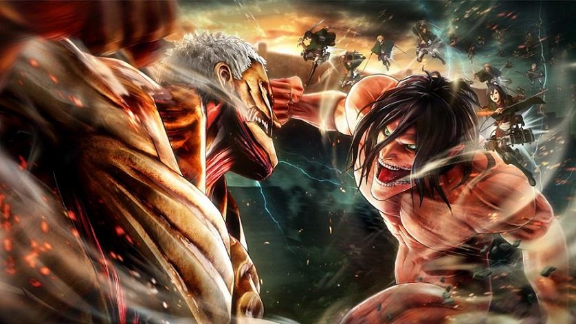 Attack On Titan 2 provato al Lucca Comics 2017