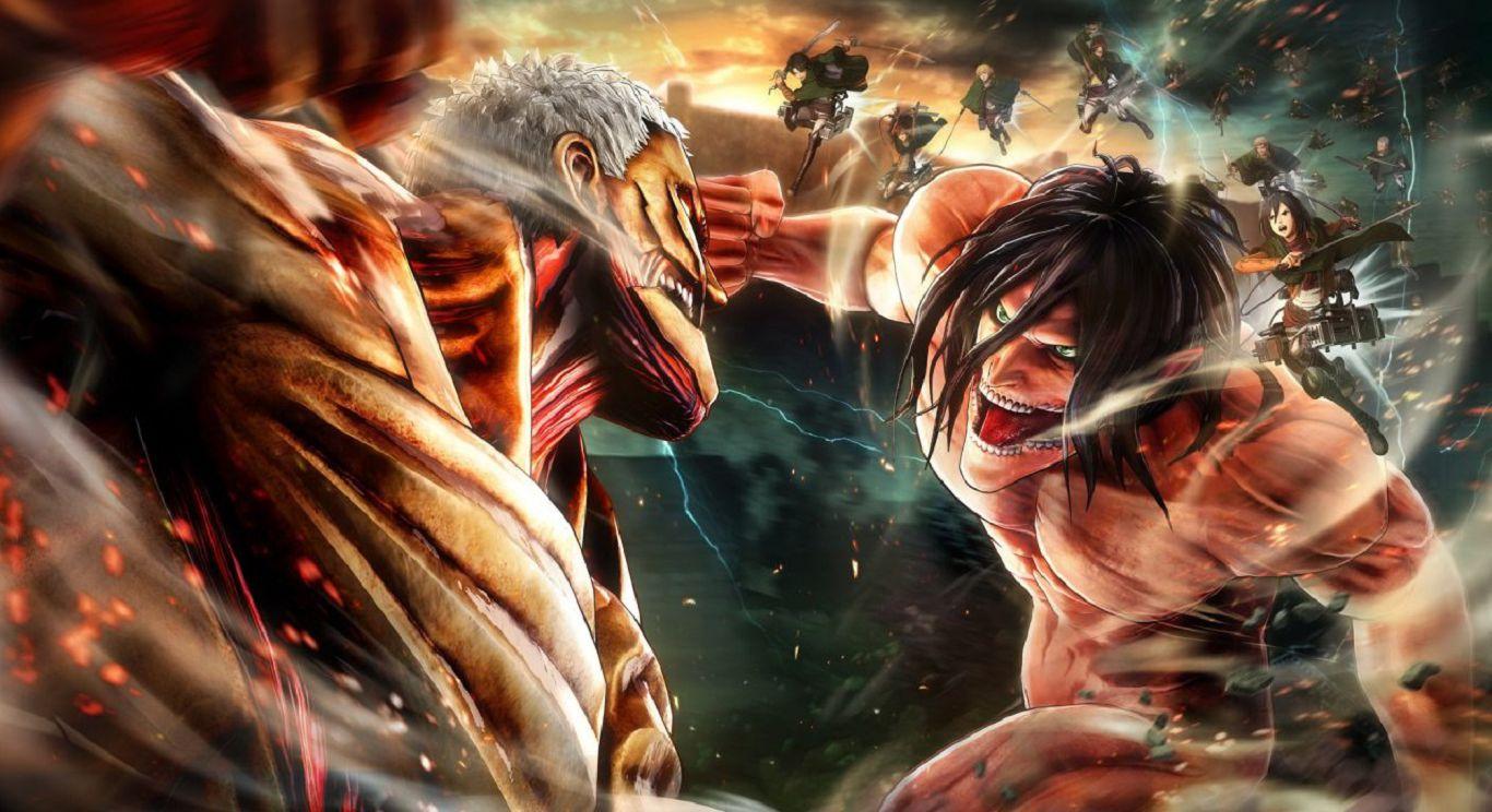 Attack on Titan 2 – Recensione