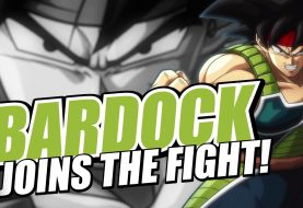 Bardock torna dal passato in Dragon Ball FighterZ