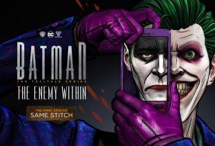 Batman: The Enemy Within, annunciata la data di uscita del finale